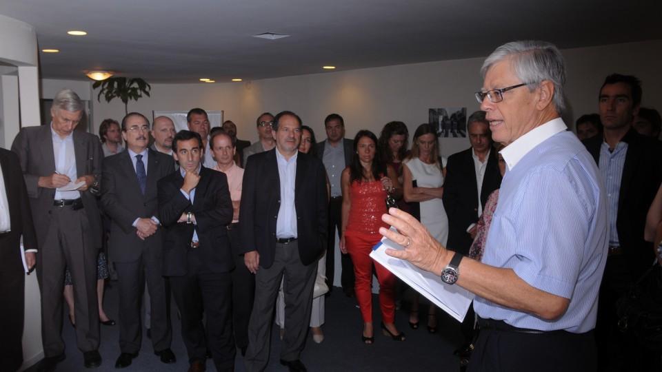 Brindis de Fin de Año: La CAA lanza el Código de Buenas Prácticas