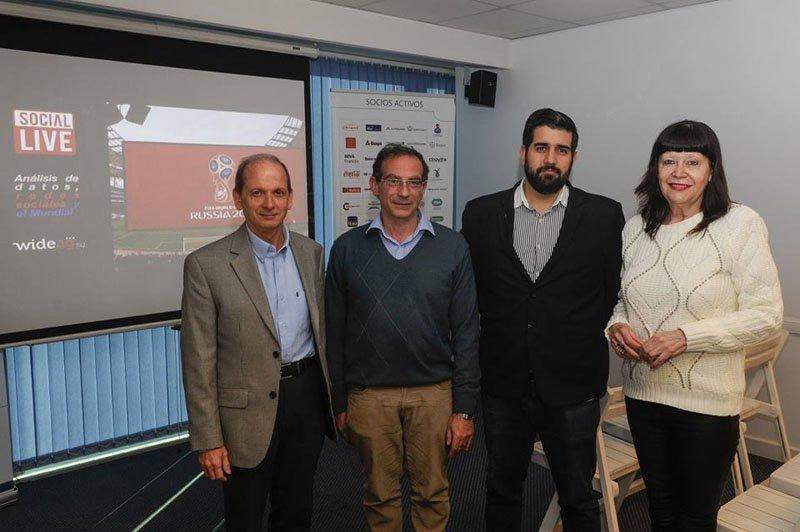 #CursosCAA – Análisis de datos, redes sociales y el mundial